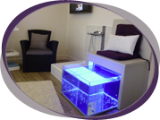 Fish spa, soins mains & pieds