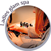 Bulle glam spa photo